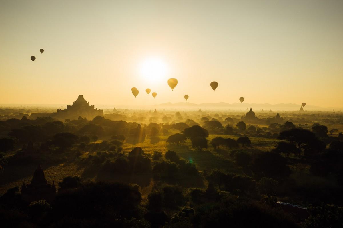 Circuit de 17 jours en Birmanie