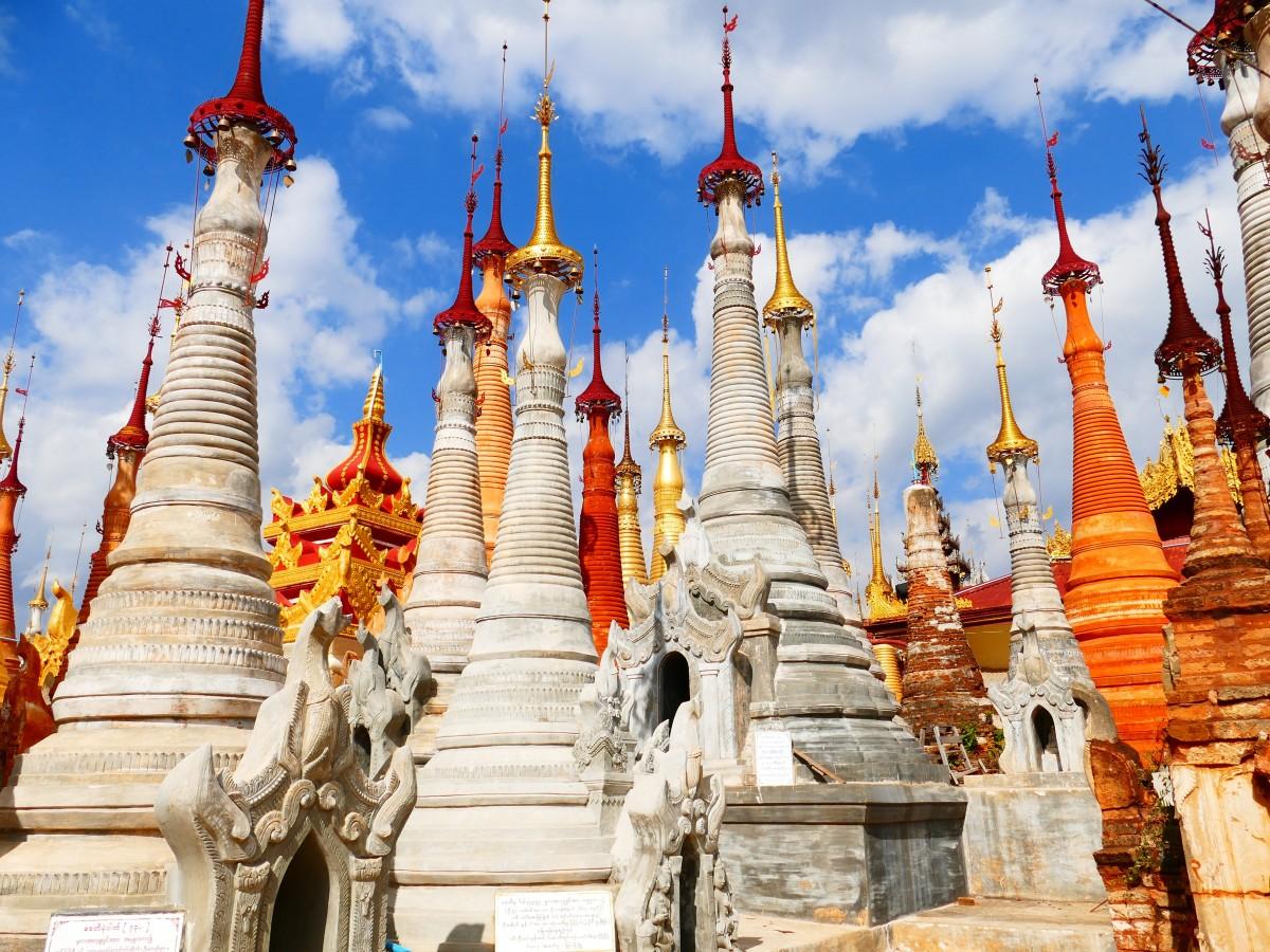 Circuit de 15 jours en Birmanie