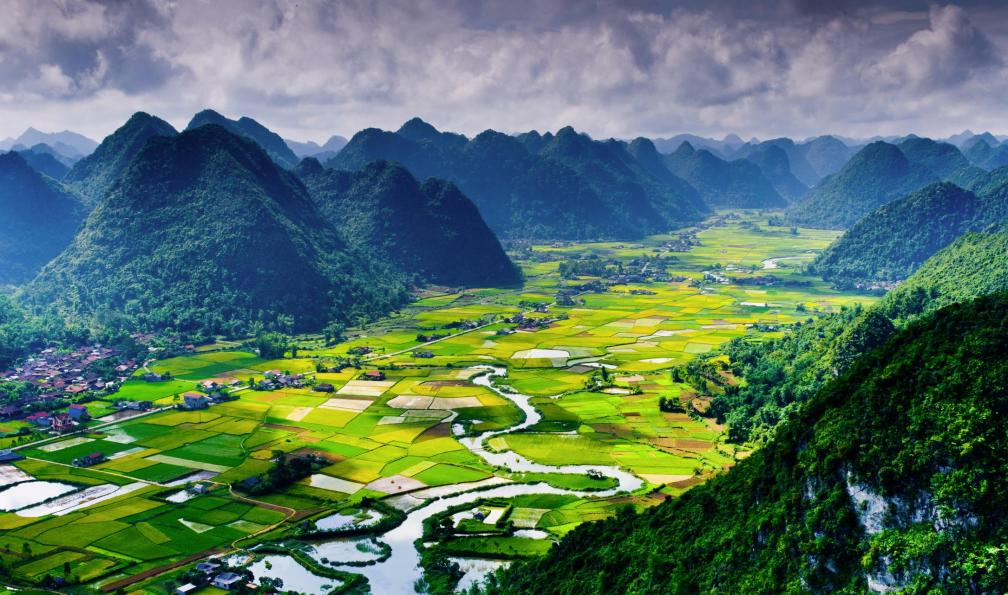 Circuit de 4 jours en moto au Vietnam