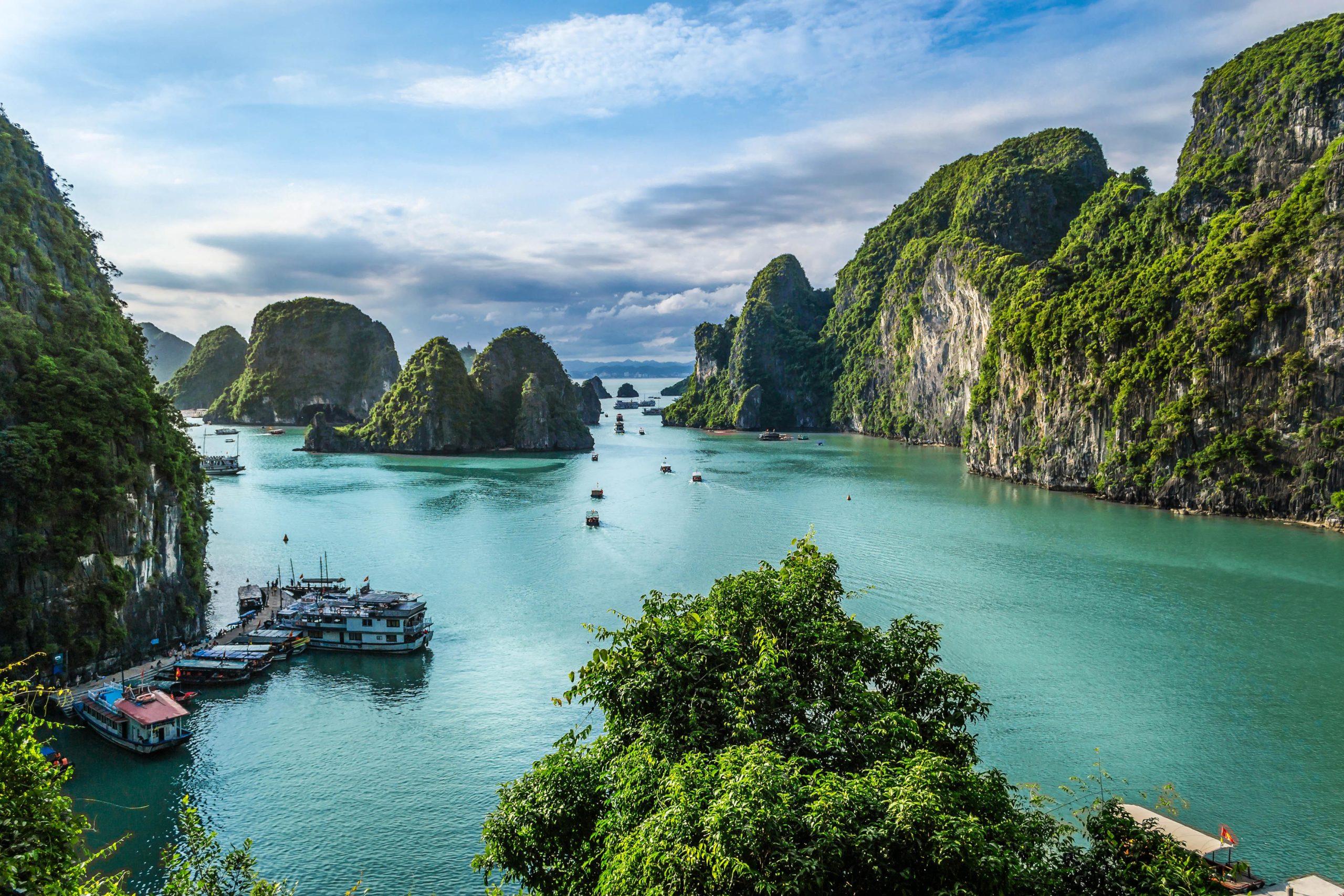 Circuit de 7 jours en moto au Vietnam